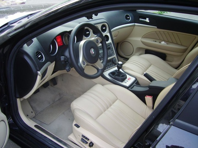 2006 alfa romeo 159 pictures cargurus for Alfa romeo 159 interieur