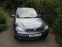Picture of 1999 Vauxhall Astra, exterior, gallery_worthy
