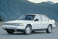 Picture of 1989 Nissan Maxima, exterior