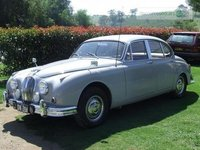 1961 Jaguar Mark 2 Overview