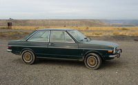 1974 Audi 80 Overview