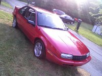 Picture of 1993 Chevrolet Beretta GT FWD, exterior, gallery_worthy