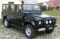 2004 Land Rover Defender Overview