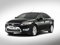 2009 Ford Mondeo Overview