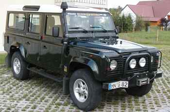 2006 Land Rover Defender picture