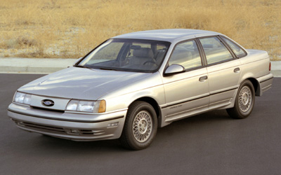 1991 Ford Taurus 4 Dr Gl Sedan Pic 6743494304061391077