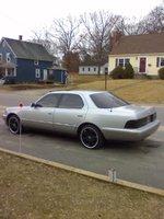 1990 Lexus LS 400 Base, My Baby, exterior