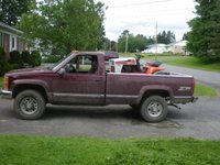 1997 Chevrolet C/K 2500 Cheyenne Extended Cab LB HD RWD, new truck, exterior, gallery_worthy