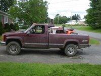 1997 Chevrolet C/K 2500 Cheyenne Extended Cab LB HD, new truck, exterior