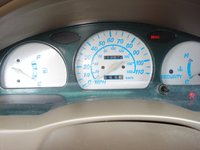 Picture of 1998 Toyota Tercel 2 Dr CE Coupe, interior, gallery_worthy