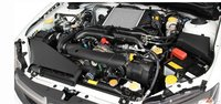 2010 Subaru Impreza WRX STi, Engine View, engine, manufacturer