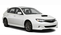 2010 Subaru Impreza WRX STi, Front Right Quarter View, exterior, manufacturer