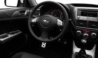 2010 Subaru Impreza WRX STi, Interior View, interior, manufacturer
