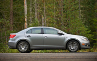 2010 Suzuki Kizashi, Right Side View, manufacturer, exterior