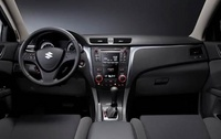 2010 Suzuki Kizashi, Interior View, manufacturer, interior
