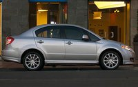 2010 Suzuki SX4, Right Side View, exterior, manufacturer, gallery_worthy