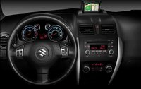 2010 Suzuki SX4, Interior View, interior, manufacturer, gallery_worthy