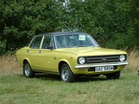 1974 Morris Marina Overview