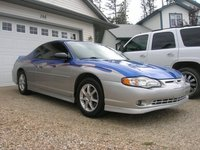 2003 Chevrolet Monte Carlo Overview