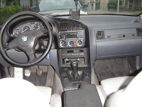 1992 Bmw 3 Series Interior Pictures Cargurus
