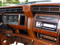 Picture of 1981 Ford F-150, interior