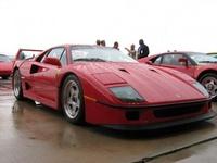 1989 Ferrari F40 Overview