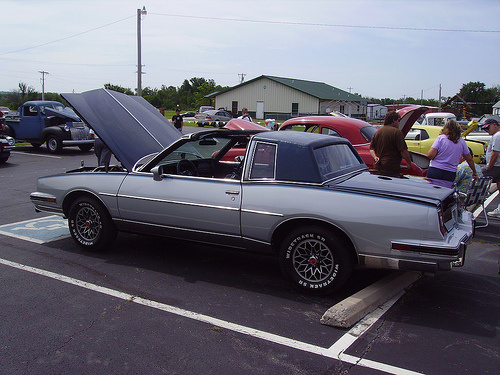 Picture of 1981 Pontiac Grand Prix, exterior, gallery_worthy