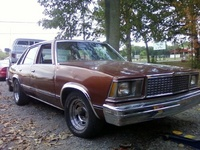 1978 Chevrolet Malibu, beautiful body baby, exterior