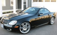 Picture of 2001 Mercedes-Benz SLK-Class SLK320, exterior