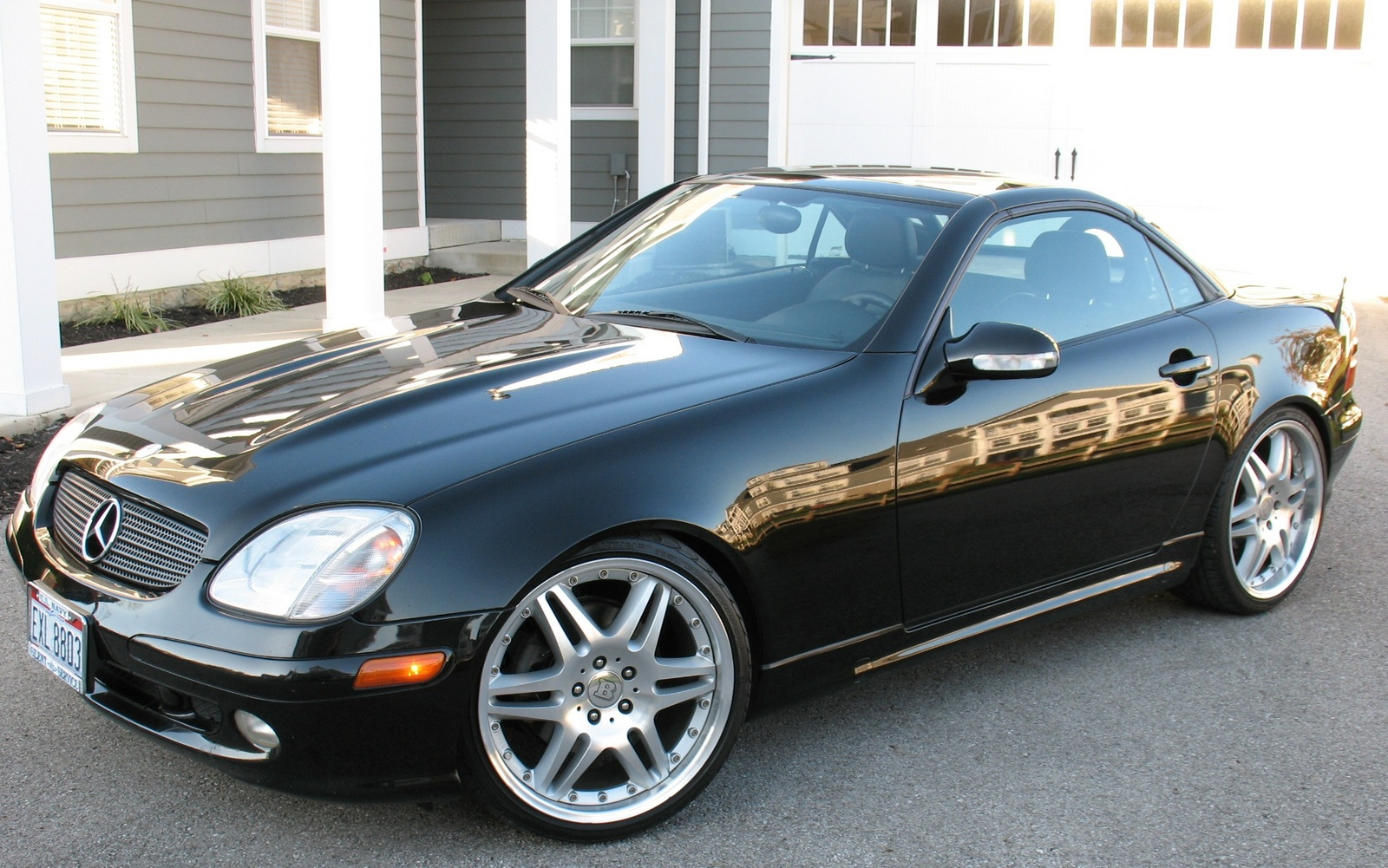 2001 mercedes benz slk 320 specs. Black Bedroom Furniture Sets. Home Design Ideas