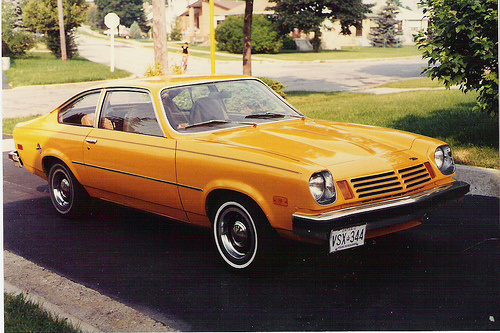 Picture of 1974 Chevrolet Vega, exterior, gallery_worthy