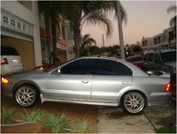 Picture of 2000 Mitsubishi Galant GTZ, exterior