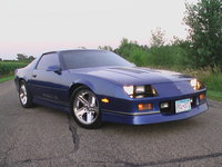Picture of 1987 Chevrolet Camaro IROC Z, exterior