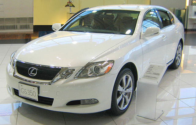 Picture of 2010 Lexus GS 350