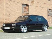 1990 Volkswagen GTI, Volkswagen GTI, exterior