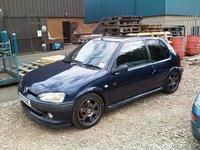 2000 Peugeot 106, Me Gti Beast, exterior