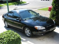 2002 Ford Taurus Overview