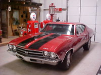 Picture of 1969 Chevrolet Chevelle, exterior