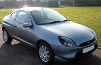 2001 Ford Puma Overview