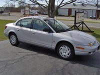 Picture of 2001 Saturn S-Series 4 Dr SL2 Sedan, exterior, gallery_worthy