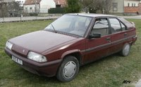 1987 Citroen BX Overview