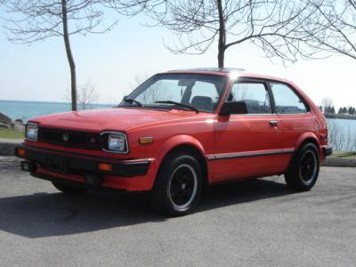 1983 Honda Civic picture