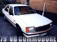 1979 Holden Commodore Picture Gallery