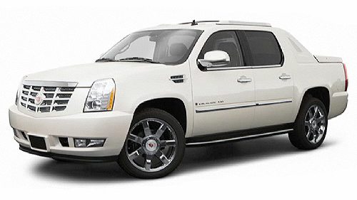 2007 Cadillac Escalade EXT picture