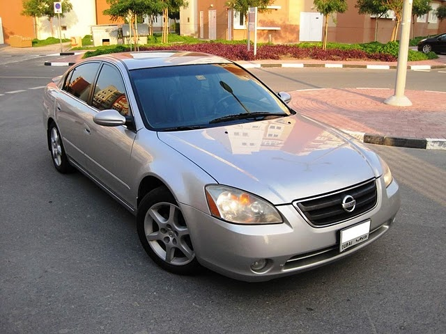 Picture of 2002 Nissan Altima 3.5 SE