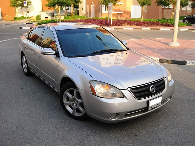 Picture of 2002 Nissan Altima 3.5 SE