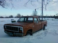 1981 Dodge Ram, here it is my baby, exterior