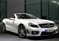 2009 Mercedes-Benz SL-Class, 2007 Mercedes-Benz SL55 AMG picture, exterior