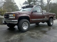 Picture of 1997 GMC Sierra 3500 2 Dr K3500 SL 4WD Standard Cab LB, exterior