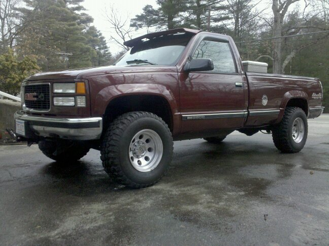 Picture of 1997 GMC Sierra 3500 2 Dr K3500 SL 4WD Standard Cab LB